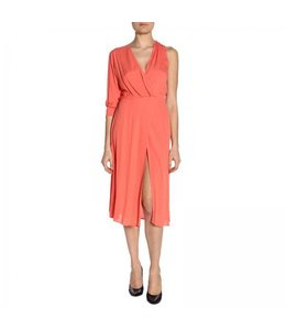 ELISABETTA FRANCHI Corall Summer Dress
