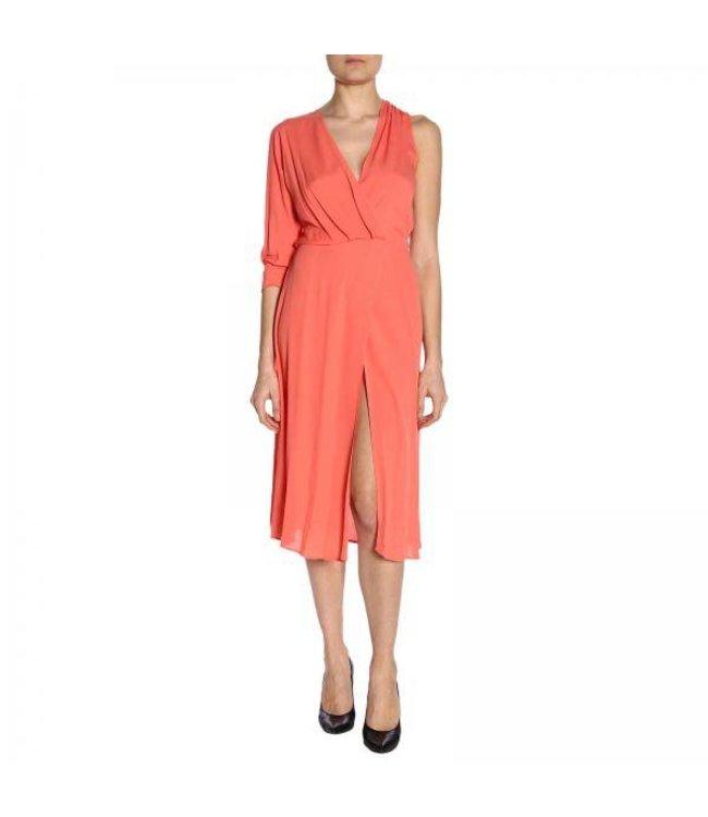 ELISABETTA FRANCHI Corall Summer Dress