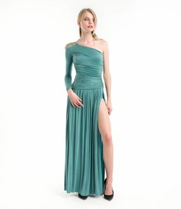 ELISABETTA FRANCHI %Einschultriges Kleid
