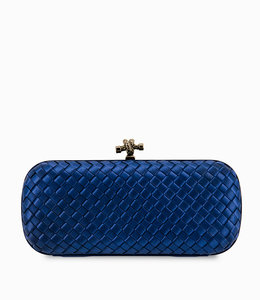 FASHION EMERGENCY Blue Day Clutch