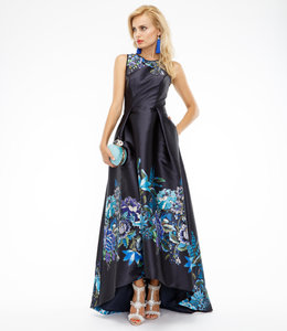 THEIA Abendkleid Mit Stickereien