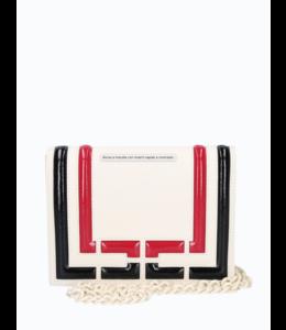 ELISABETTA FRANCHI Medium shoulder bag