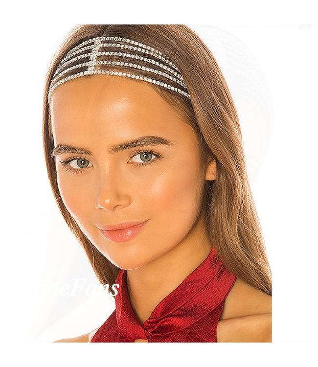 HAND MADE Hair Wedding Jewelry