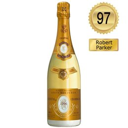 Champagne Louis Roederer Cristal 1996