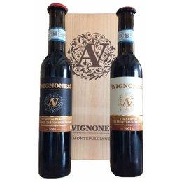 Avignonesi Vin Santo e Occhio di Pernice 2001