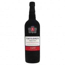 Taylor's Port Very Old single Harvest Port 1968
