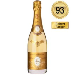 Champagne Louis Roederer Cristal Magnum 2007