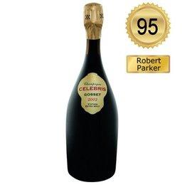 Champagne Gosset Cuvée Célébris extra brut 2004