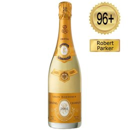 Champagne Louis Roederer Cristal 2000