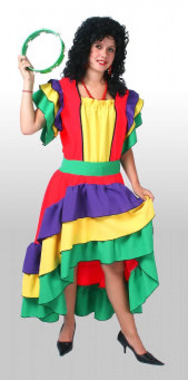 Carnival,costumes Brazilian Carmen red , Fancy dress