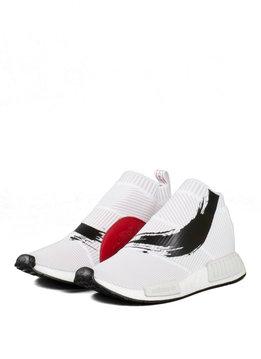 """adidas NMD_CS1 PK """"White/Red"""""""