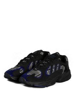 "adidas Yung 1 Tartan ""Black/Purple"""