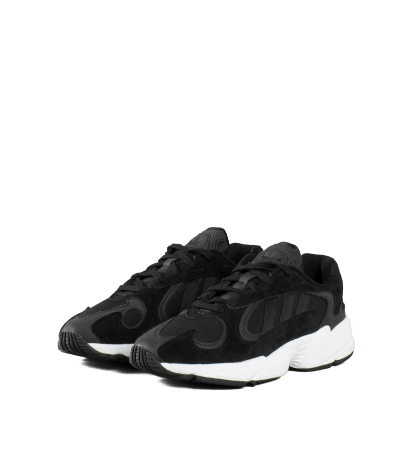 "adidas Yung-1 ""Black/White"""