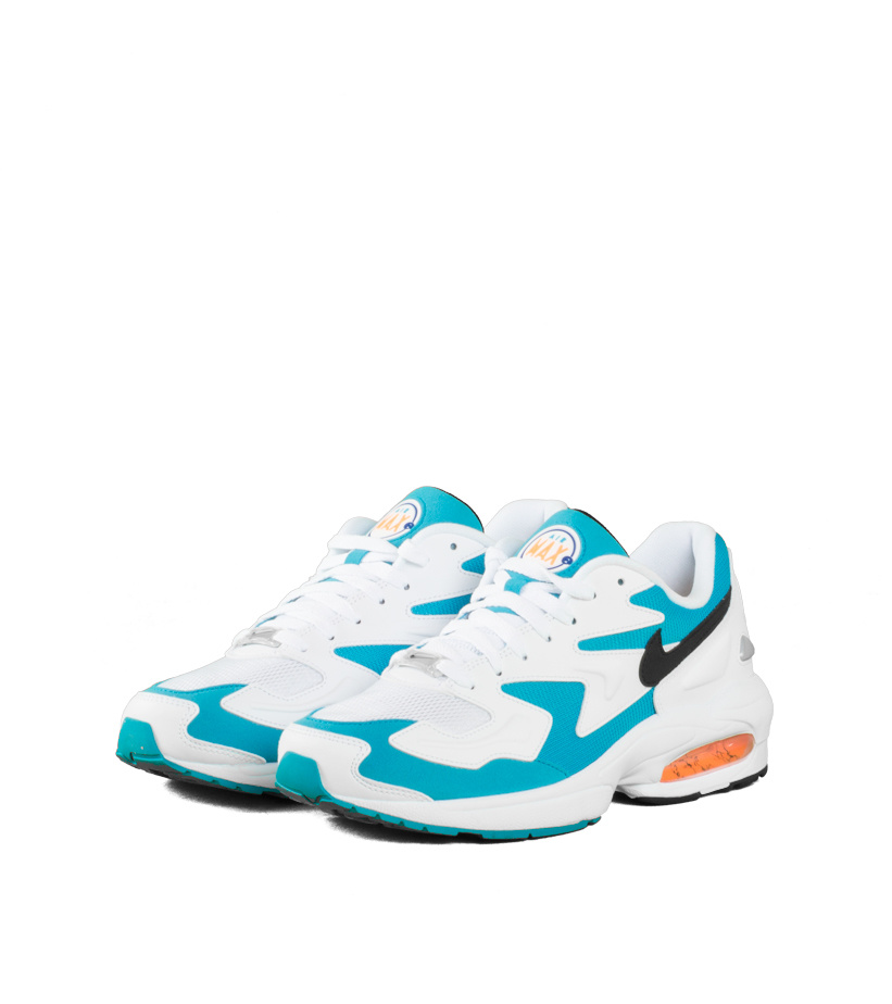 "Nike Air Max 2 Light OG ""Blue/White"""