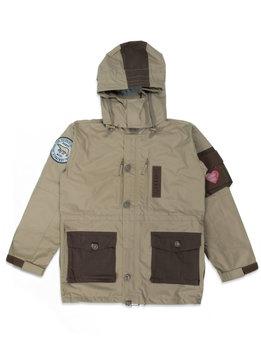 "Human Made Military Rain Jacket ""Beige"""