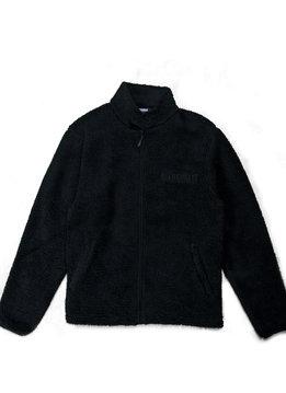 "Pleasures Deep Pile Coach Jacket ""Black"""