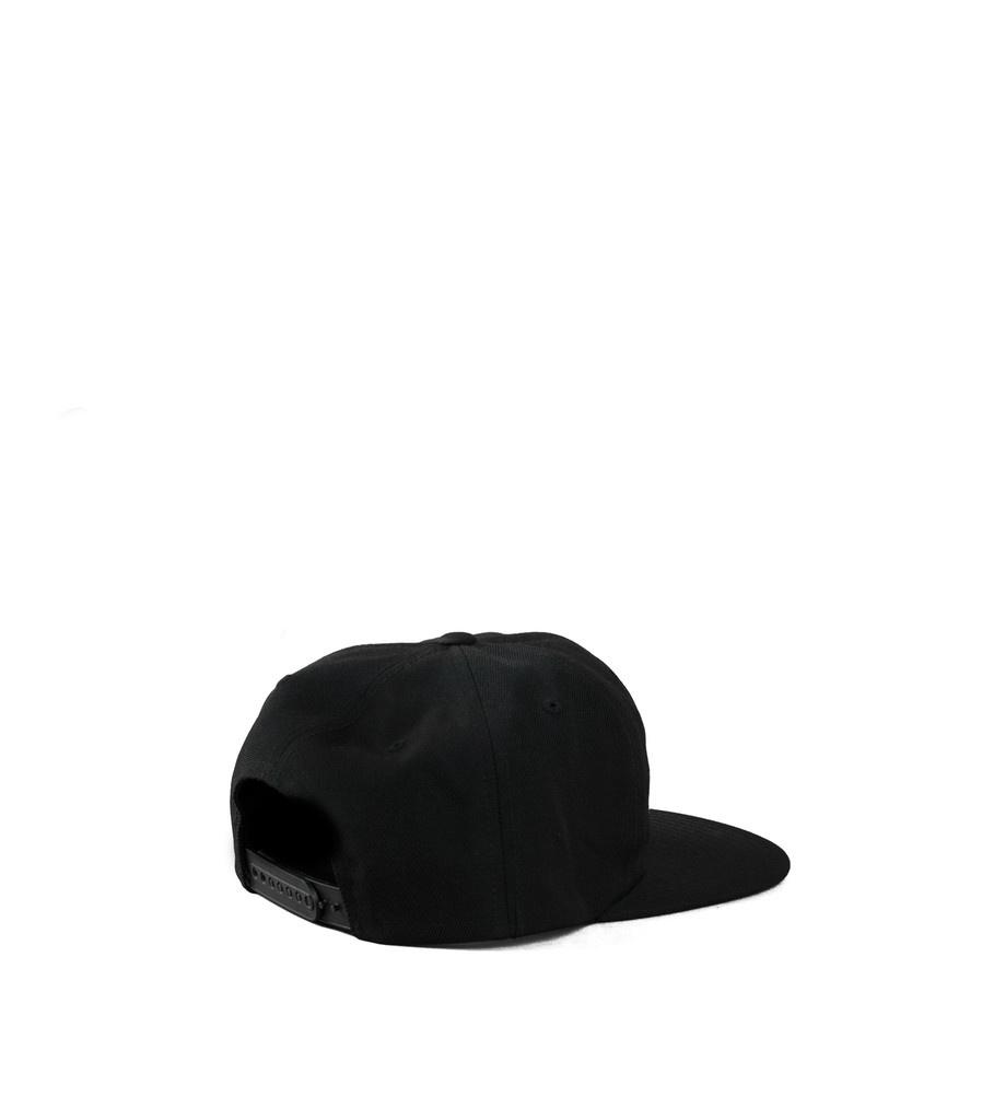 "Core Logo Snapback ""Black""-2"