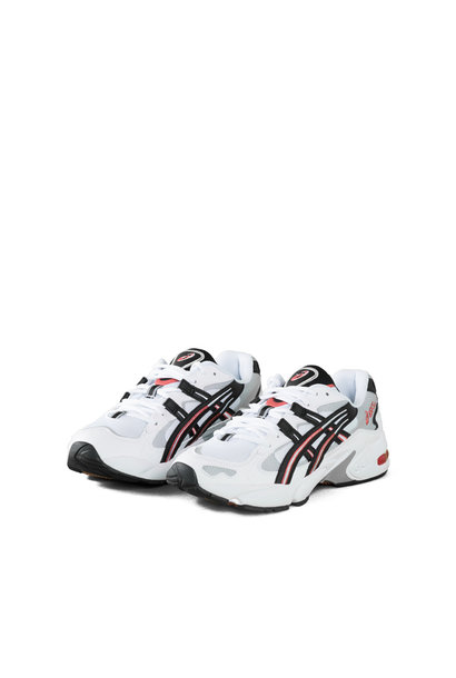 "Gel-Kayano 5 OG ""White/Black/Red"""