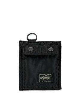 "Yoshida-Porter Tanker Wallet S ""Black"""