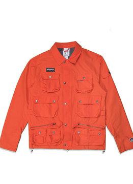 "adidas Spezial Wardour Miltary Jacket ""Orange"""