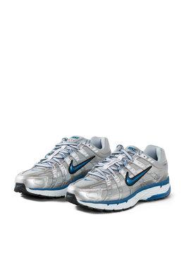 "Nike P-6000 ""Metallic Silver/Royal Blue"""