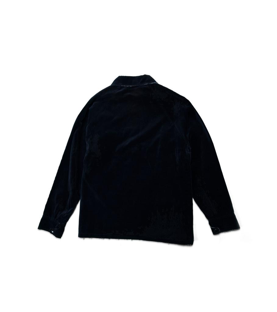 "Reversible Savage Souvenir Jacket ""Navy/White""-2"