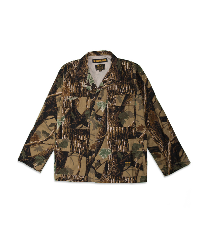 """Military BDU. Shirt """"Camouflage""""-1"""
