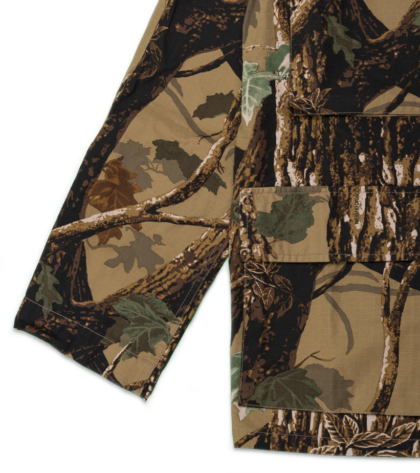 """Military BDU. Shirt """"Camouflage""""-2"""