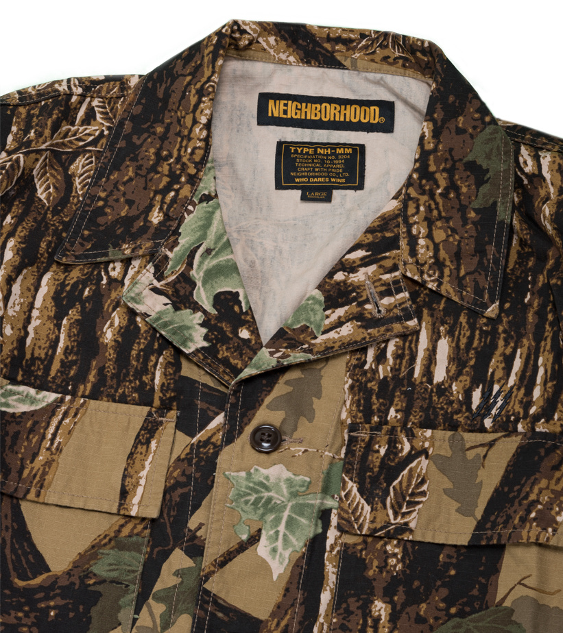 """Military BDU. Shirt """"Camouflage""""-3"""