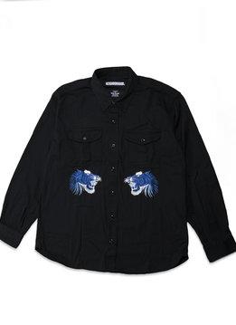 """Neighborhood Denim Shirt """"Black"""""""