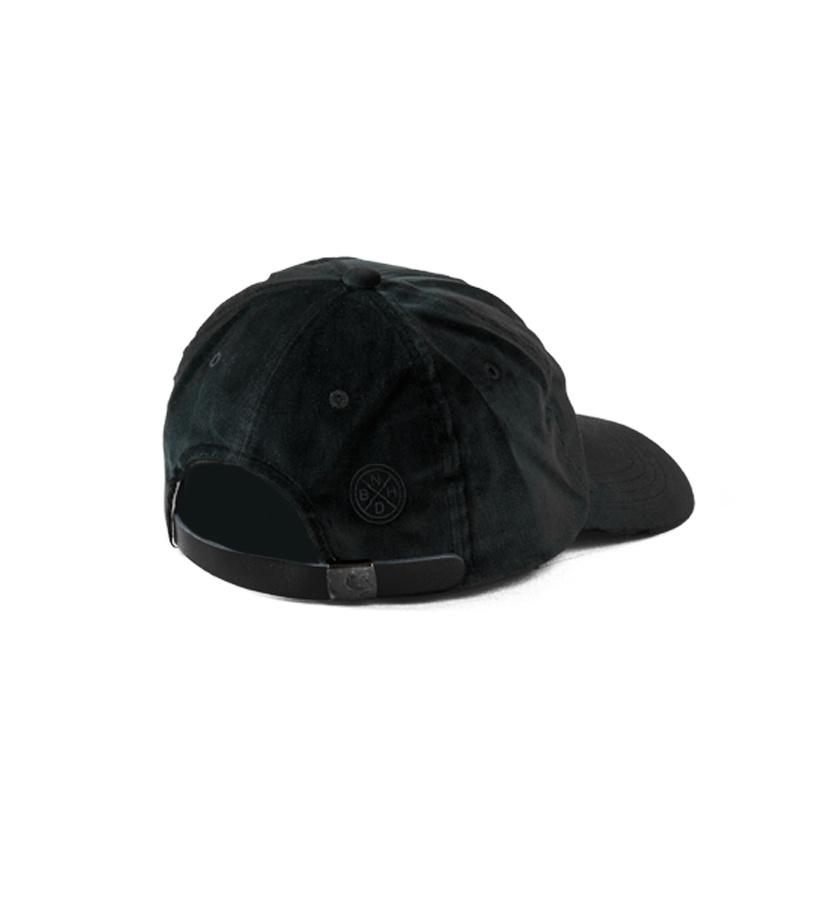 """Souvenir Cap """"Black""""-4"""