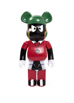 "Medicom Marvin The Martian 1000% Be@rbrick ""Black"""