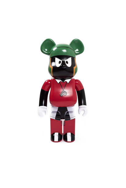 "Marvin The Martian 1000% Be@rbrick ""Black"""