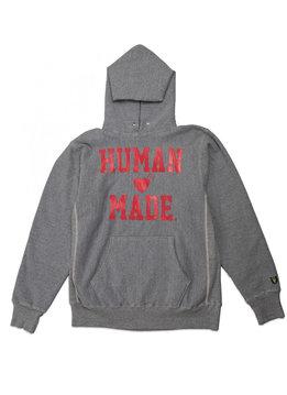"Human Made HMMD Hoodie ""Grey"""