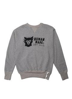 """Human Made HMMD Sweatshirt """"Grey"""""""
