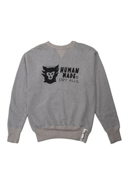 "Human Made HMMD Sweatshirt ""Grey"""