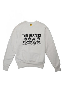 "Human Made Beatles Sweatshirt ""Beige"""