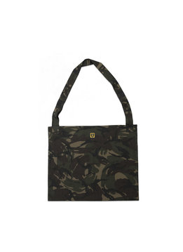 "Human Made Camo Paper Totebag ""Olive"""