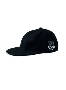 "Human Made Wool Blend Cap ""Navy"""