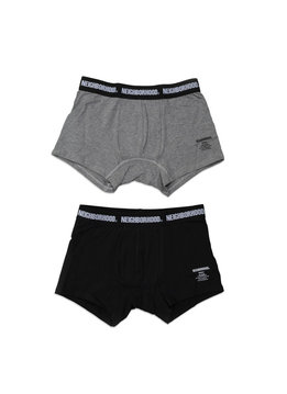 "Neighborhood Classic 2-Pack Underwear ""Clear"""