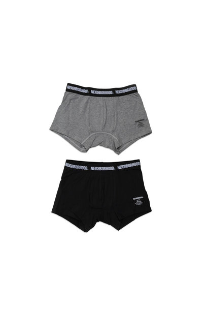 "Classic 2-Pack Underwear ""Clear"""