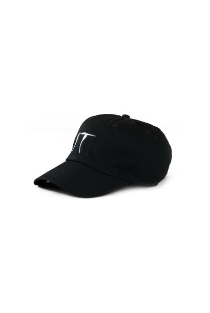 "IT Cotton Cap ""Black/White"""