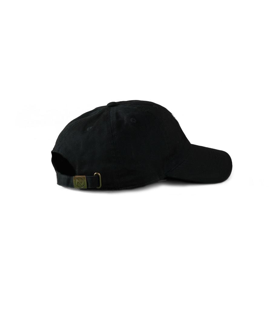 "IT Cotton Cap ""Black/White""-2"