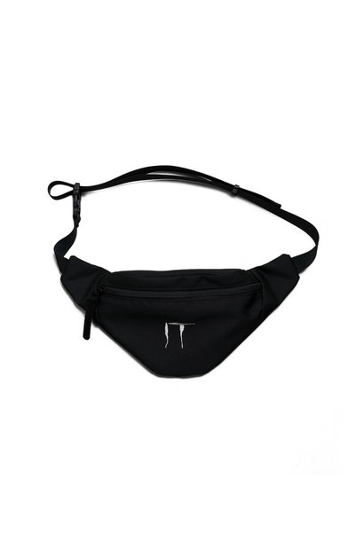 "IT Waist Bag ""Black/White"""
