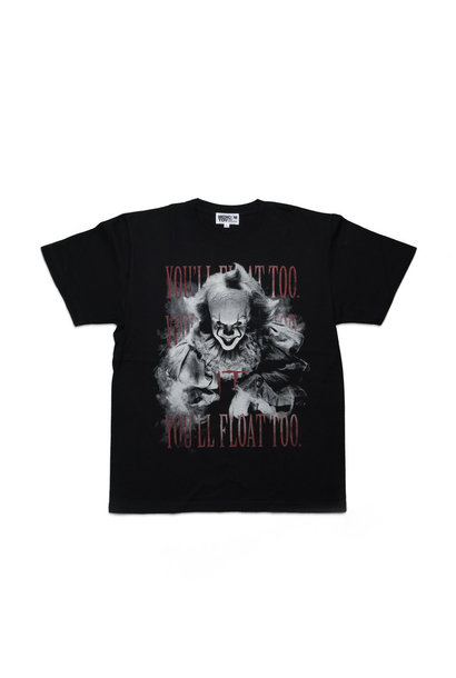 "IT Pennywise 2 Tee ""Black"""
