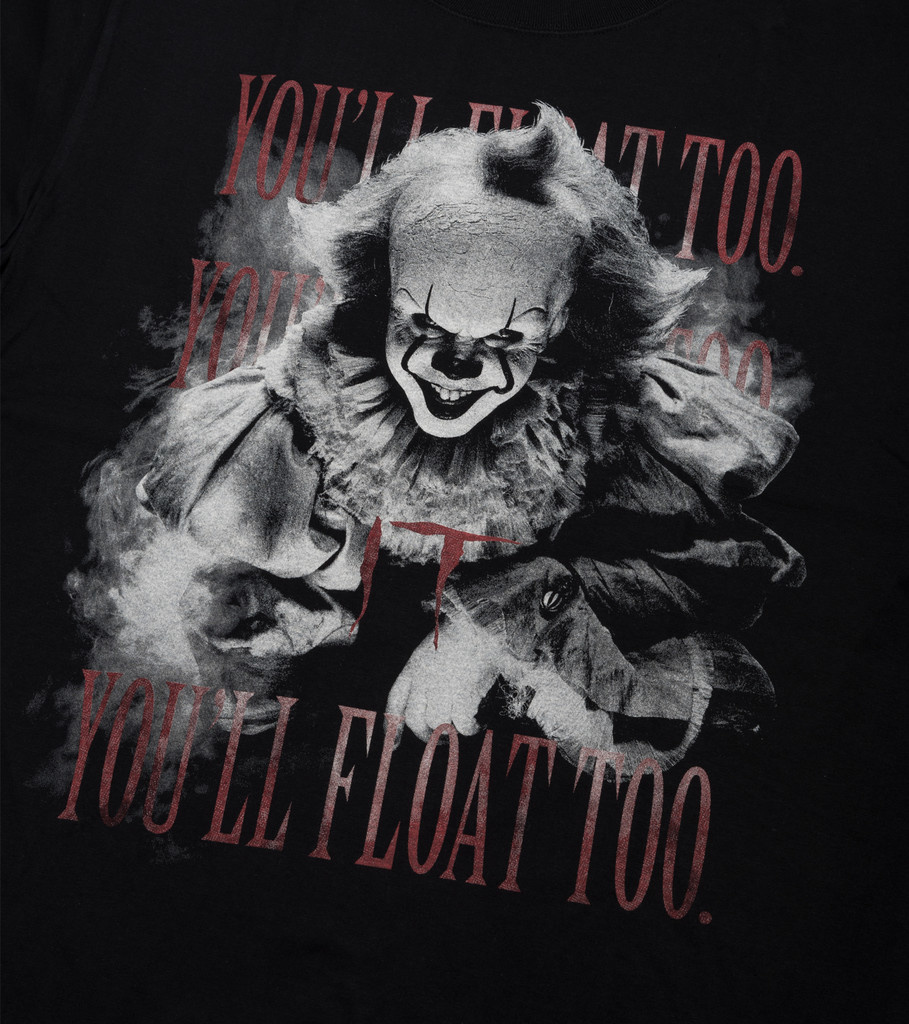 "IT Pennywise 2 Tee ""Black""-2"