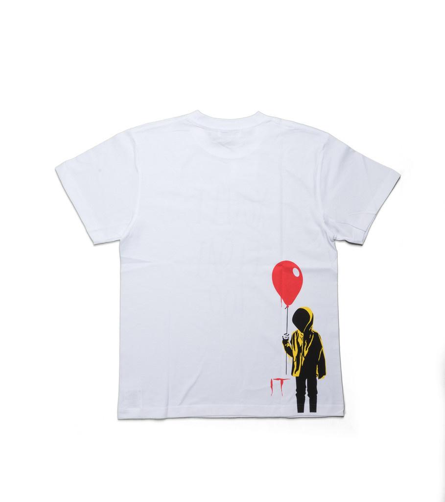"IT Balloon Tee ""White""-2"
