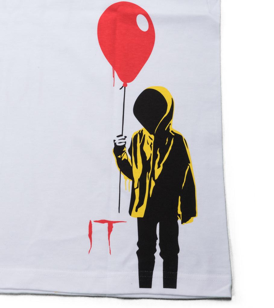 "IT Balloon Tee ""White""-4"