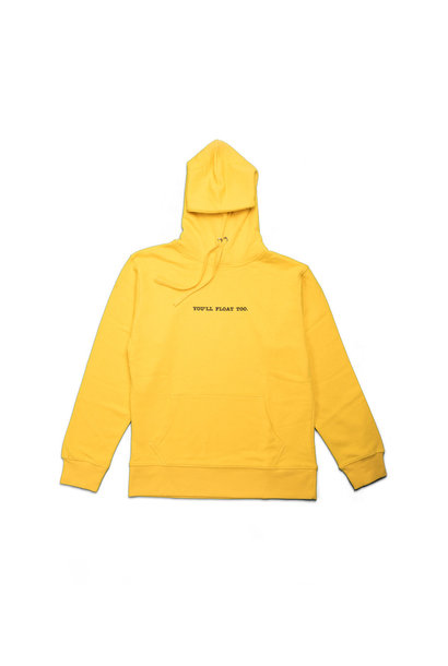 "IT Hoodie ""Yellow"""