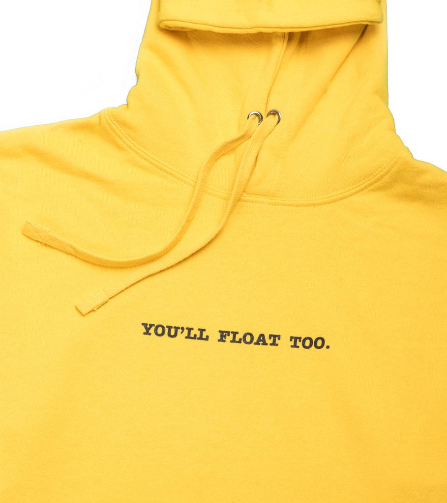 "IT Hoodie ""Yellow""-3"